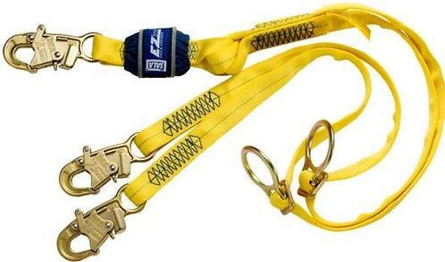3M™ DBI-SALA® EZ-Stop™ 6ft 100% Tie-Back Shock Absorbing Lanyard