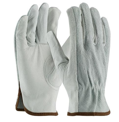 PIP Select Grade Top Grain Drivers w/ Keystone Thumb Glove; 983K