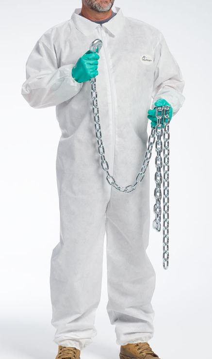 West Chester PosiWear M3 Coverall with Elastic Wrist & Ankle; C3802