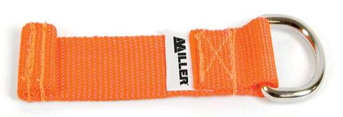 Miller 0.5 in. (13 mm) Heavy Duty Webbing w/ D-ring Tool Lanyard