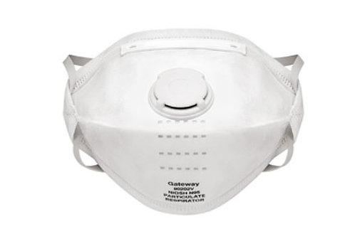 Gateway SaniFold N95 Respirator; Vented