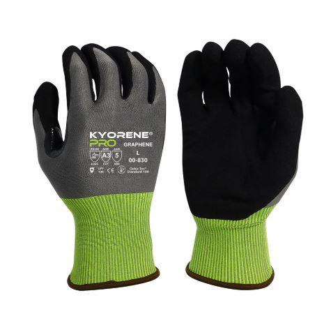 Armor Guys Kyorene® Pro  Black HCT® MicroFoam Nitrile Palm Coating; 00-830