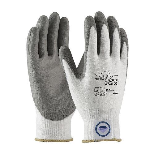 PIP Great White Dyneema, Cut Level 3 Gloves; 19-D322