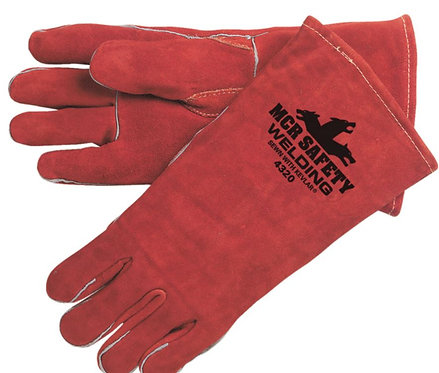 MCR Premium Select Shoulder Leather Reinforced Thumb 4320