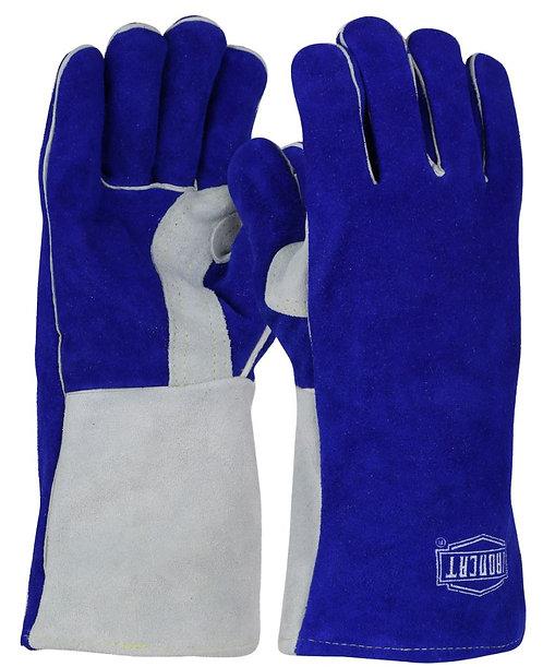 Ironcat® Premium Side Split Cowhide Leather Welder's Glove 9051