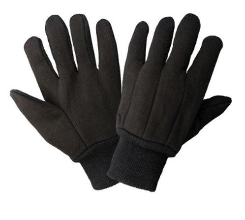 Global Glove Foam Lined Durable Jersey Chore Gloves; C10BJINT