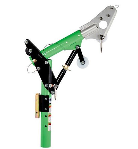 3M™ DBI-SALA® Confined Space Adjustable Offset Upper Davit Mast