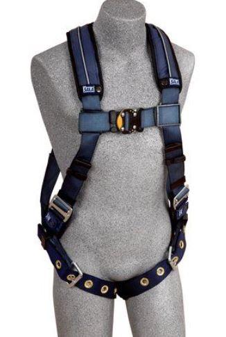 3M™ DBI-SALA® ExoFit™ XP Vest-Style Harness; Tongue Buckle Straps