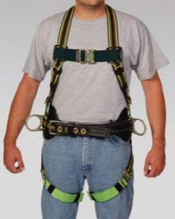 Miller DuraFlex™ Ultra Harnesses
