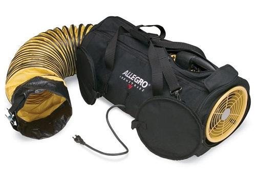 Allegro AC 8″ AC Blower w/ Air Bag