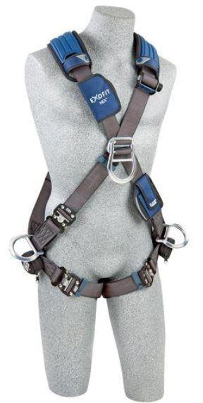 3M™ DBI-SALA® ExoFit NEX™ Cross-Over Style Positioning/Climbing Harness