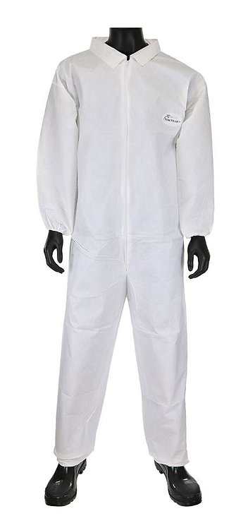 West Chester Posiwear UB Coverall with Elastic Wrist & Ankle; 3702