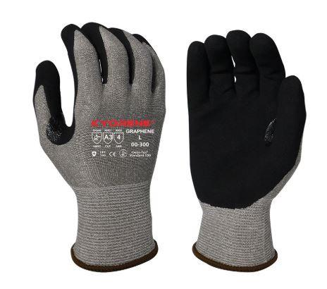Armor Guys Kyorene® Black HCT® MicroFoam Nitrile Coated; 00-300
