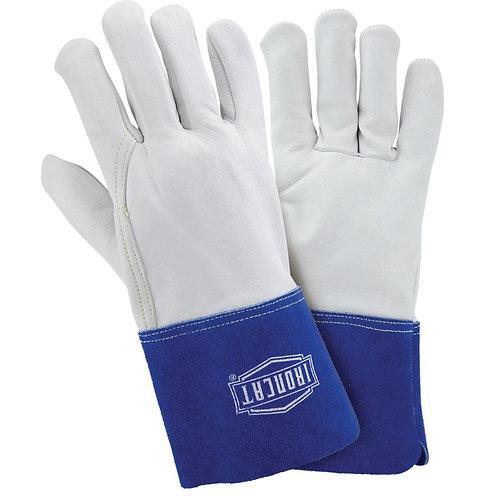 West Chester IronCat Top Grain Goatskin Leather Welder's Glove; 6142
