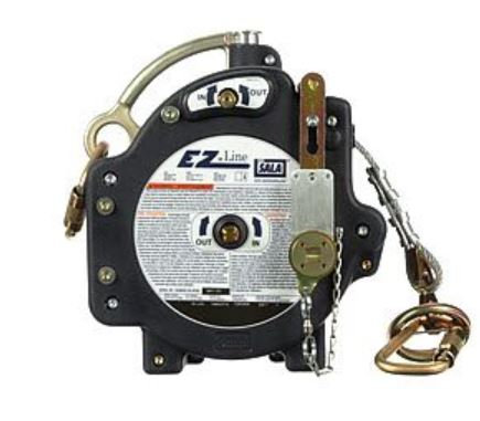 3M™ DBI-SALA® EZ-Line™ 60' Retractable Horizontal LifeLine
