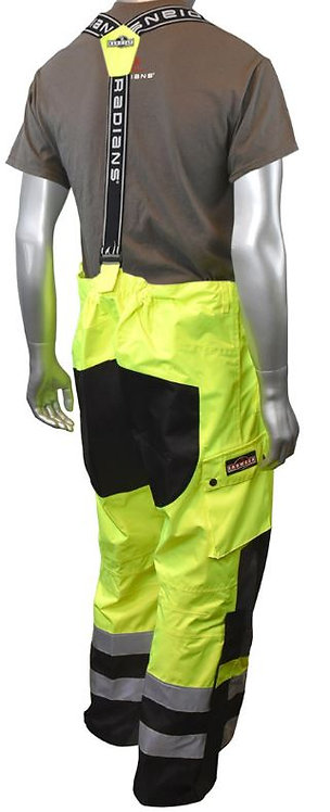 Radians Heavy Duty Rip Stop Waterproof Rain Pants & Bibs