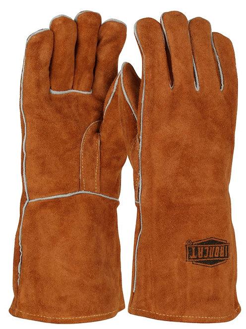 Ironcat® Premium Select Shoulder Split Cowhide Leather Welder's Glove 9020
