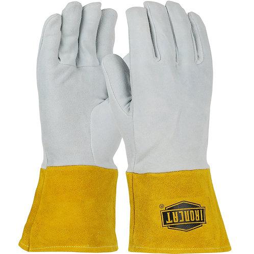 Ironcat® Premium Top Grain Deerskin Leather Tig Glove; 6130