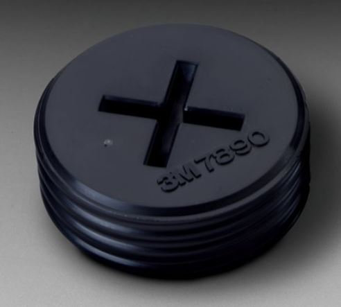 3M™ Full Face Plug for 7800 Series Respirator