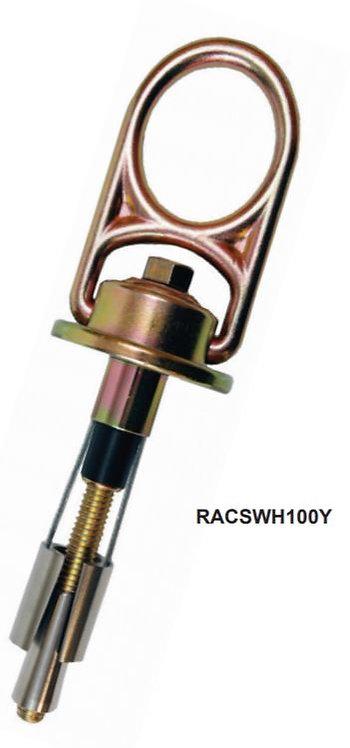Miller 10K lbs. Swivel Hybrid Anchor