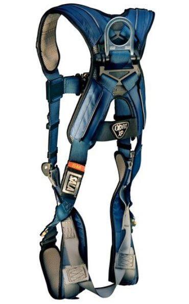 3M™ DBI-SALA® ExoFit™ XP Vest-Style Harness; Quick Connect Straps