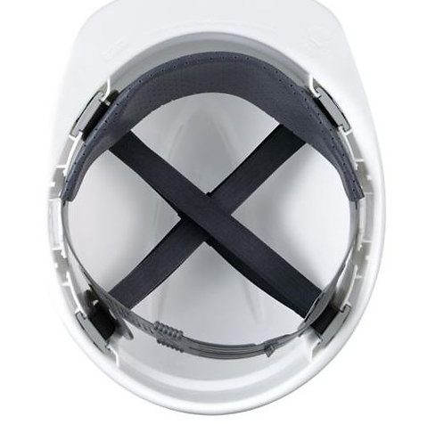 MSA V-Gard Hart Hat w/Staz-On® Suspension
