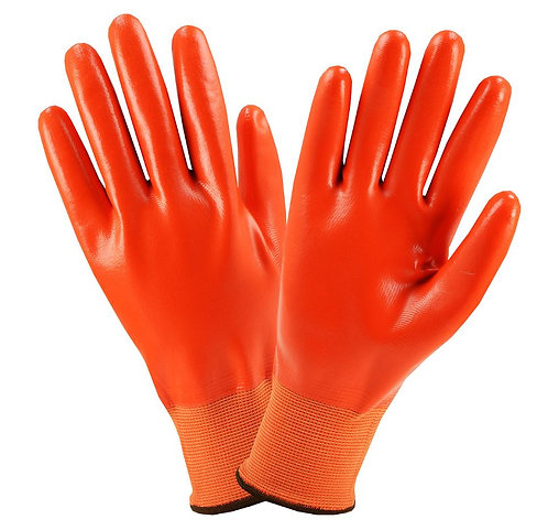 West Chester PosiGrip Nylon Glove with Nitrile Coated Glove; 715SNFFO