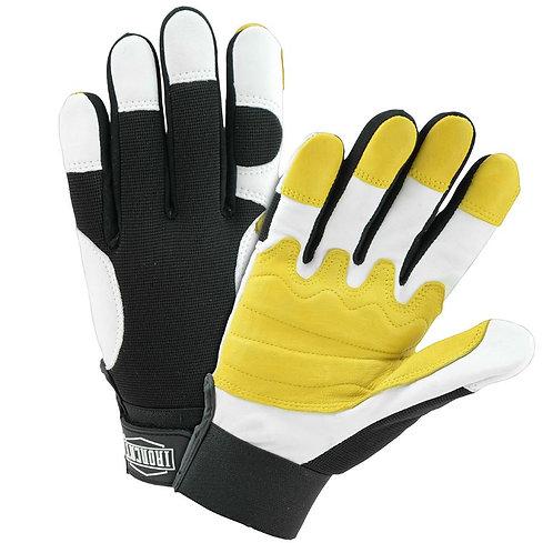 West Chester IronCat Goatskin Palm & Spandex Back Glove; 86555
