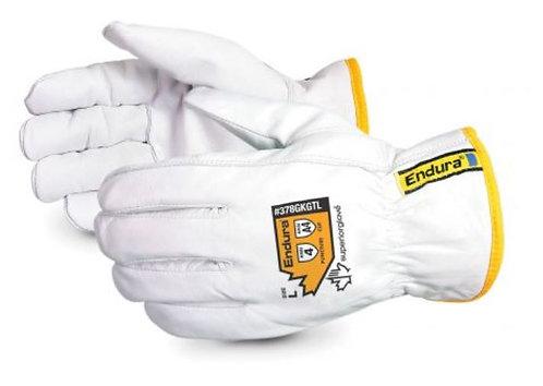 Superior Glove Endura® Winter Goat-Grain Driver Gloves; 378GKGTL