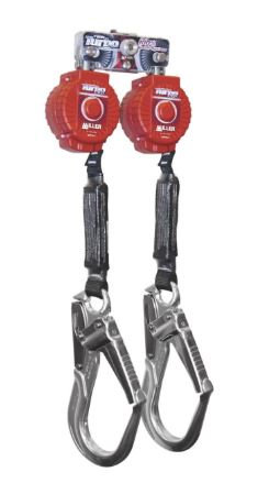 Miller Twin Turbo™ Fall Protection Systems with D-Ring Connector