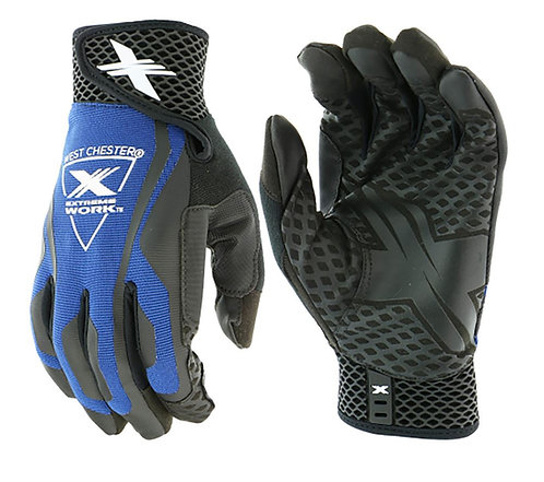 West Chester Extreme Work LocX-On Mechanic Glove; 89302