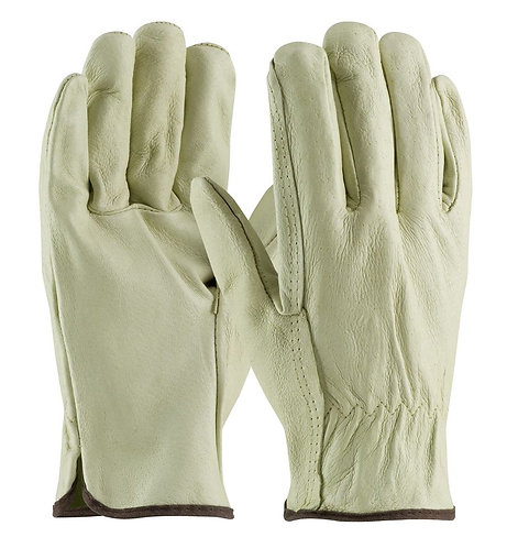 PIP Top Grain Pigskin Leather Drivers Glove; 70-300