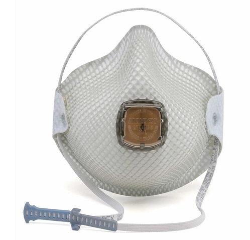 Moldex N95 Series Particulate Respirators With HandyStrap® & Ventex® Valve