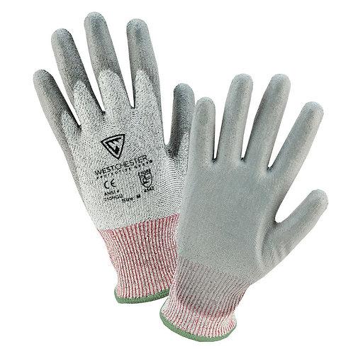West Chester PosiGrip HPPE Blended w/ Polyurethane Coated Glove; 710HGU