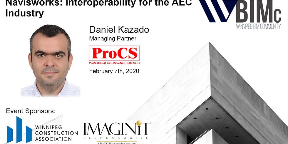 Navisworks: Interoperability for the AEC Industry