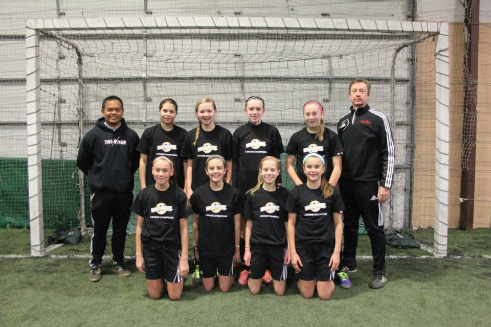 TSC Youth Winter League CHAMPS