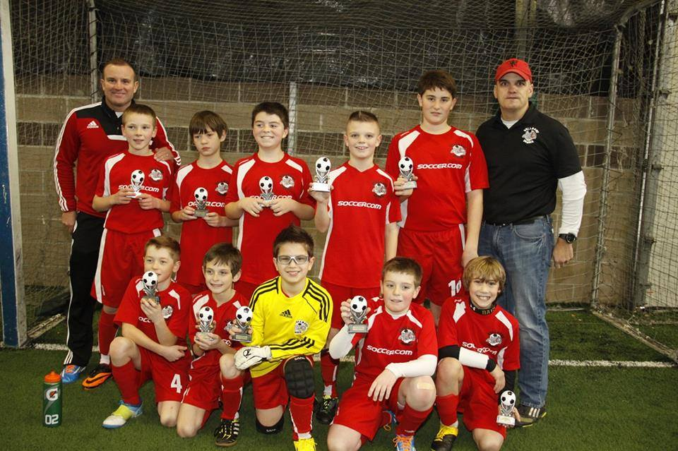 PSC Youth Winter League CHAMPS