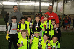 PIPELINE Youth Winter League CHAMPS