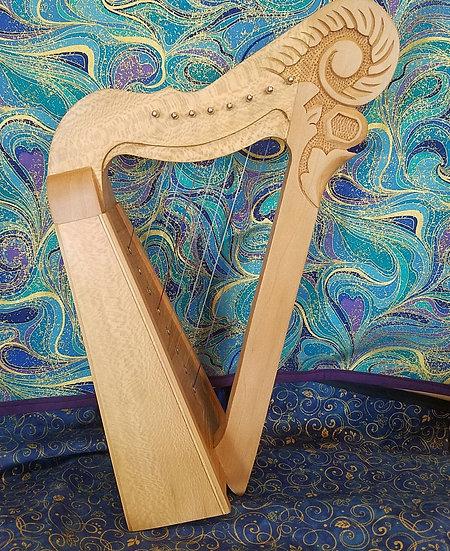 Air Goddess Harp