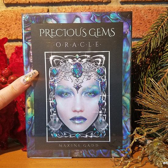 Gorgeous Precious Gem Oracle