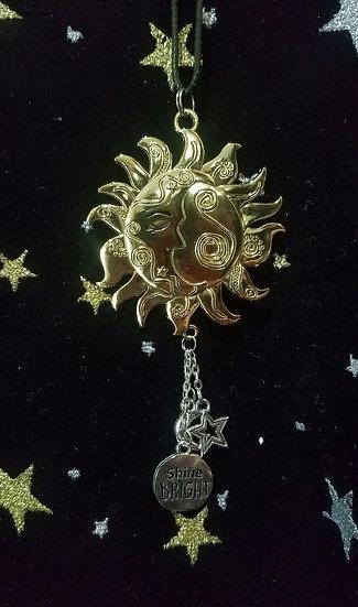 Magical Sun Shine Bright Necklace