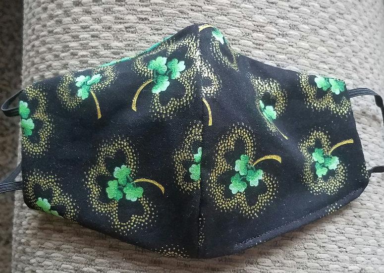 Luck of the Irish Mask
