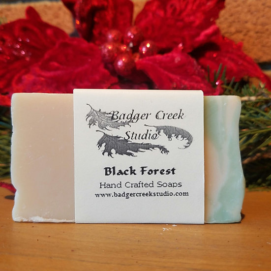 Black Forest Small Bar Soap