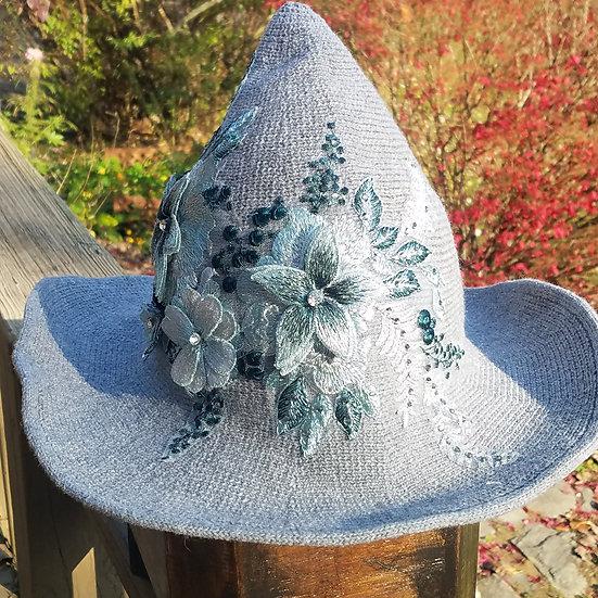 Winter Wonderful Witch Hat