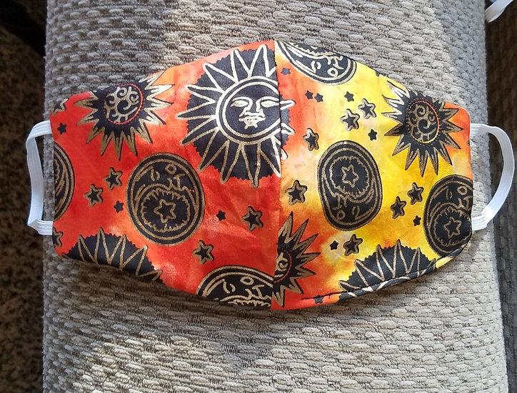 Hot Sun Mask