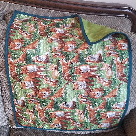 Woodland Fox Altar Cloth
