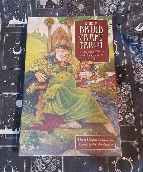 Druid Craft Deluxe Tarot Set
