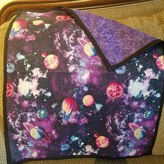 Galaxy Shimmer Altar Cloth