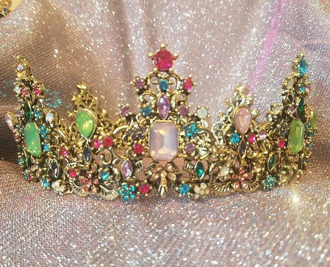 Ostara Goddess Full Crown