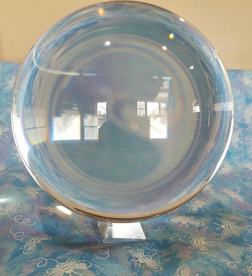 150MM Lead Crystal Gazing Ball